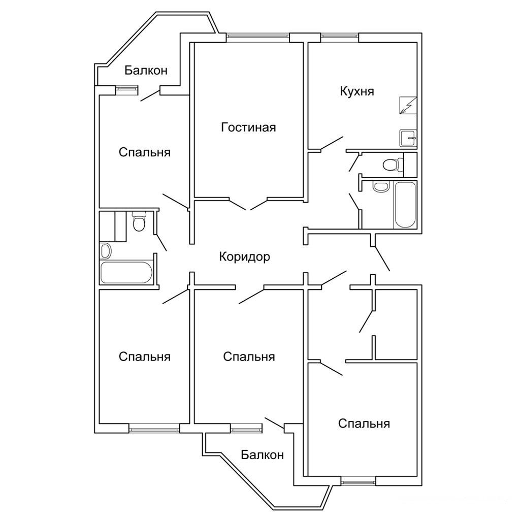Согласование перепланировки квартиры cогласование перепланир.