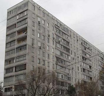 Серия дома 1605ам cогласование перепланировки в москве.