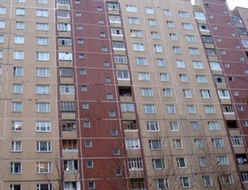 Остекления балконов для домов серии п-30.